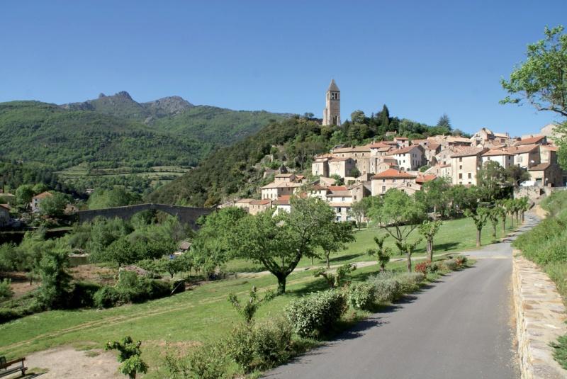 Les plus beaux villages de France  - Page 5 Olargu12