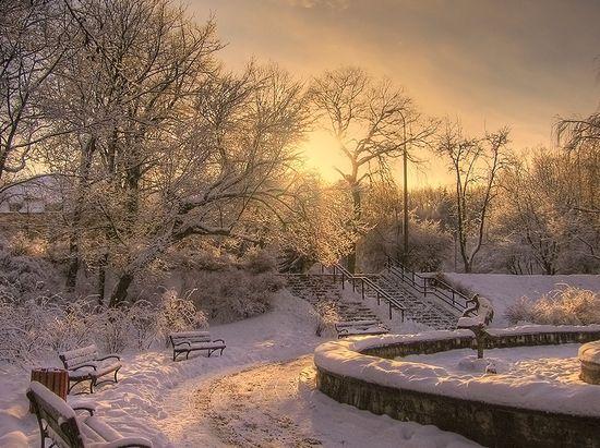 Belles images paysages hivernal  - Page 3 Paysag14