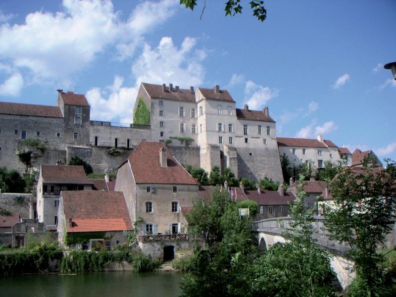 Les plus beaux villages de France  - Page 5 Pesmes11
