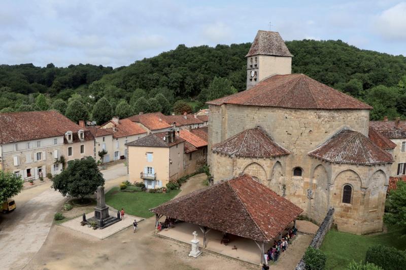 Les plus beaux villages de France  - Page 6 Saint-56