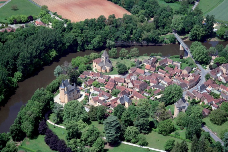 Les plus beaux villages de France  - Page 6 Saint-63