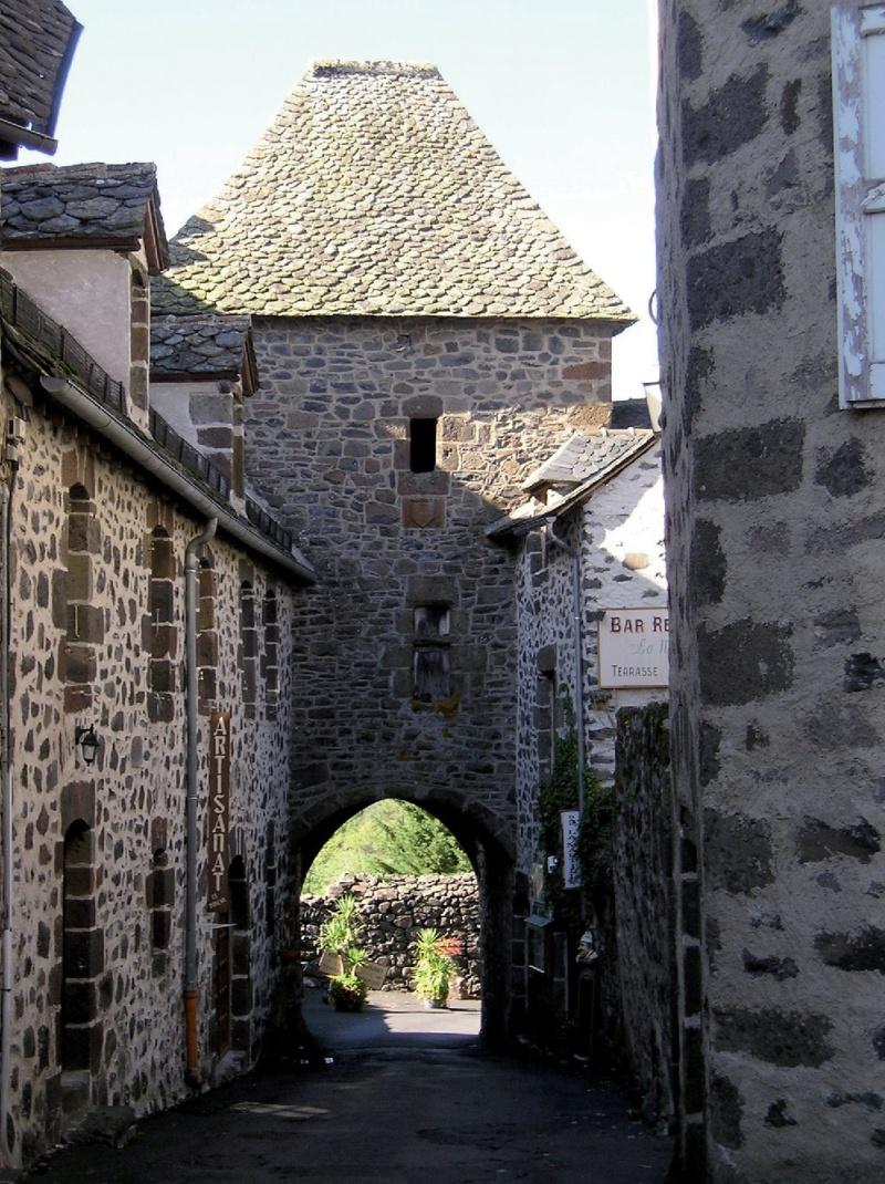 Les plus beaux villages de France  - Page 6 Salers12