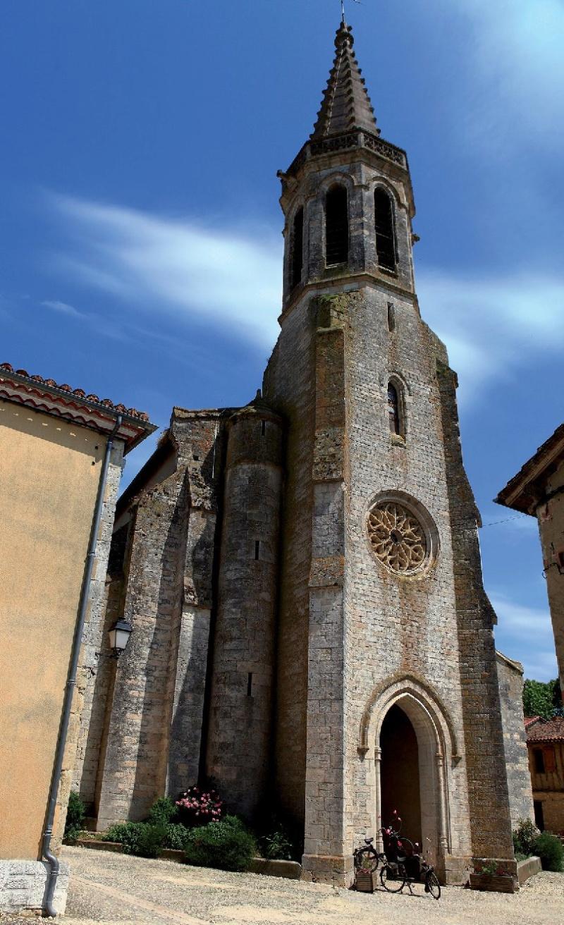 Les plus beaux villages de France  - Page 7 Sarran12