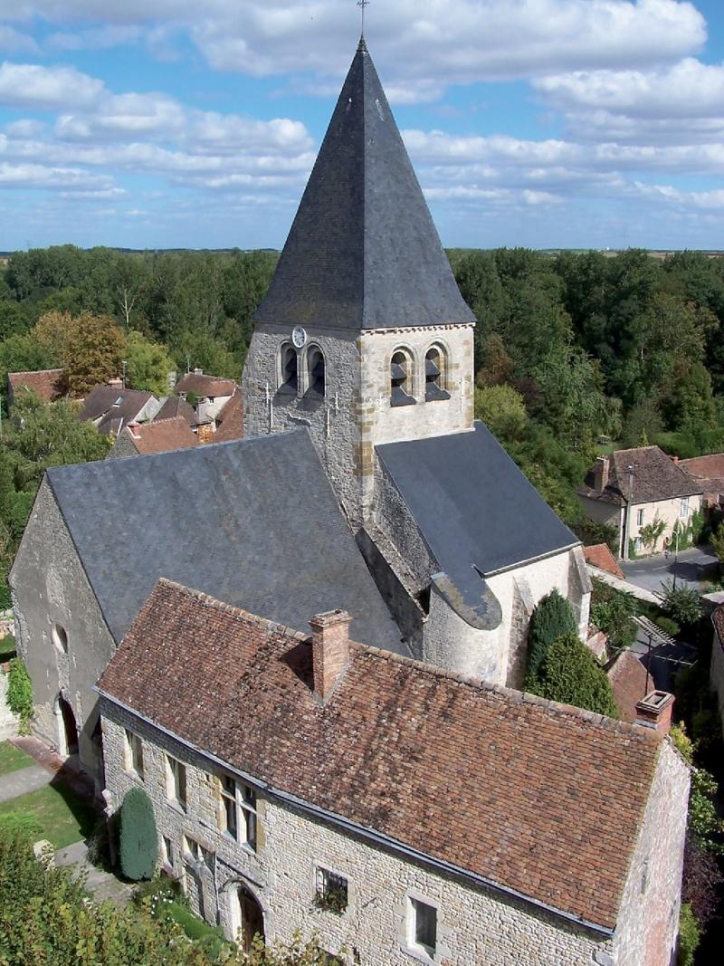 Les plus beaux villages de France  - Page 7 Yevre-11