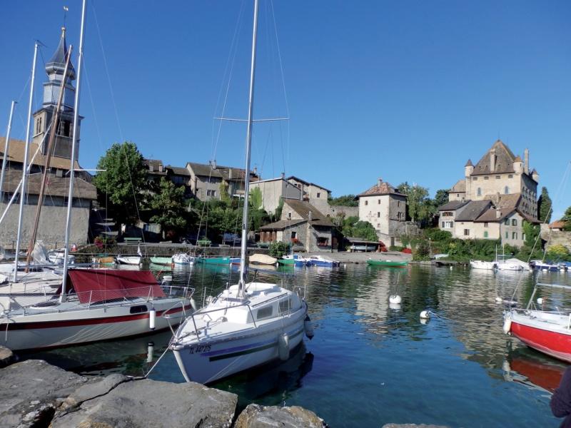 Les plus beaux villages de France  - Page 7 Yvoire11