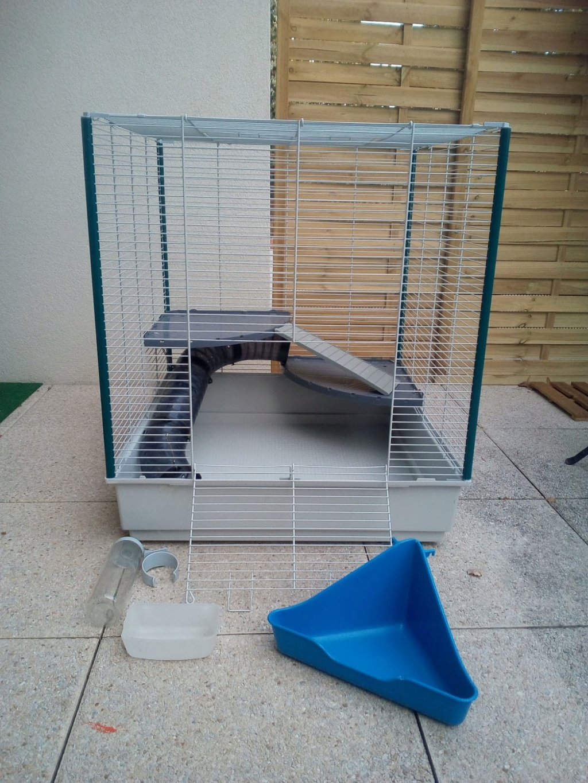 Cage furet XL (+ drybed et accessoires) 34 Montpellier Img-2010