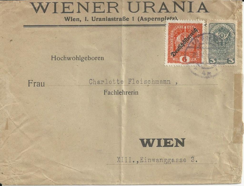 Inflation in Österreich - Belege - 1918 bis 1925 - Seite 29 Bild1004