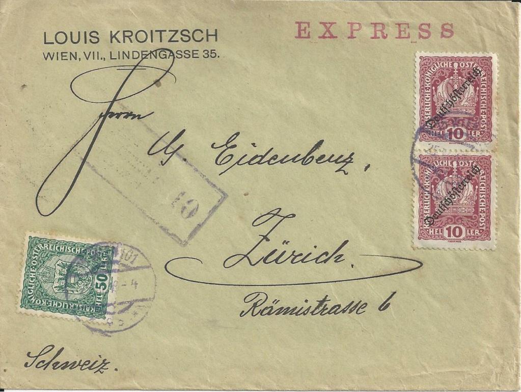 Inflation in Österreich - Belege - 1918 bis 1925 - Seite 29 Bild1007
