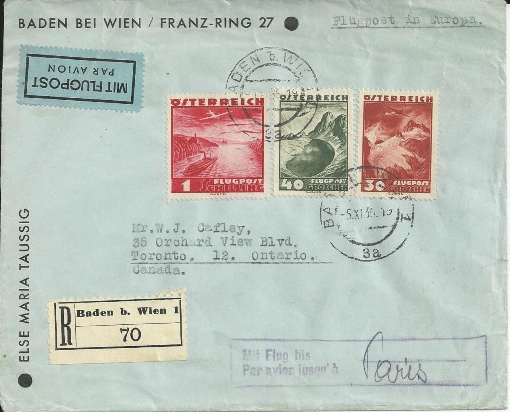 Österreich 1925 - 1938 - Seite 12 Bild101
