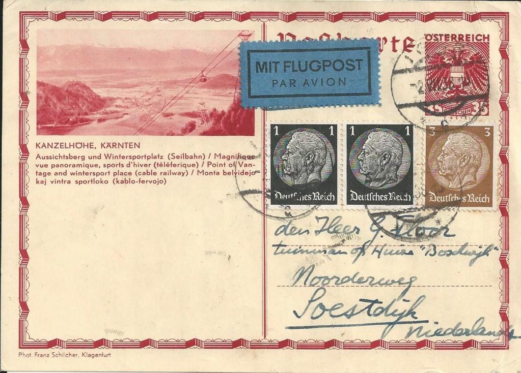 Österreich im III. Reich (Ostmark) Belege - Seite 16 Bild103