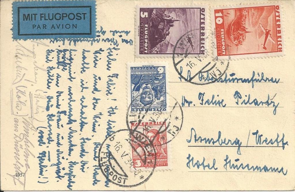 Österreich im III. Reich (Ostmark) Belege - Seite 16 Bild107