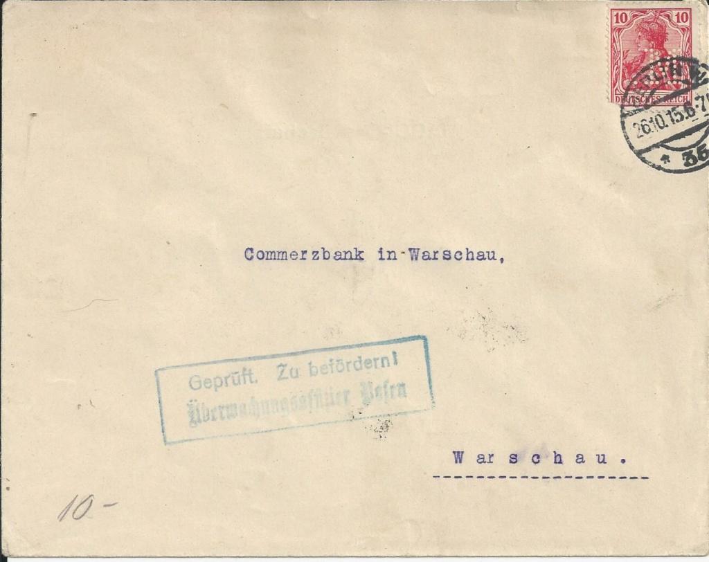 Deutsche Post Polen Bild113