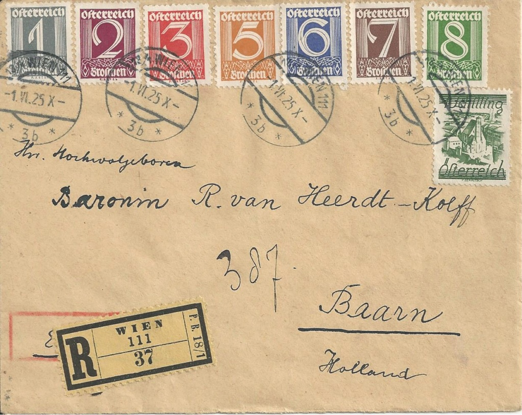 Österreich 1925 - 1938 - Seite 10 Bild12