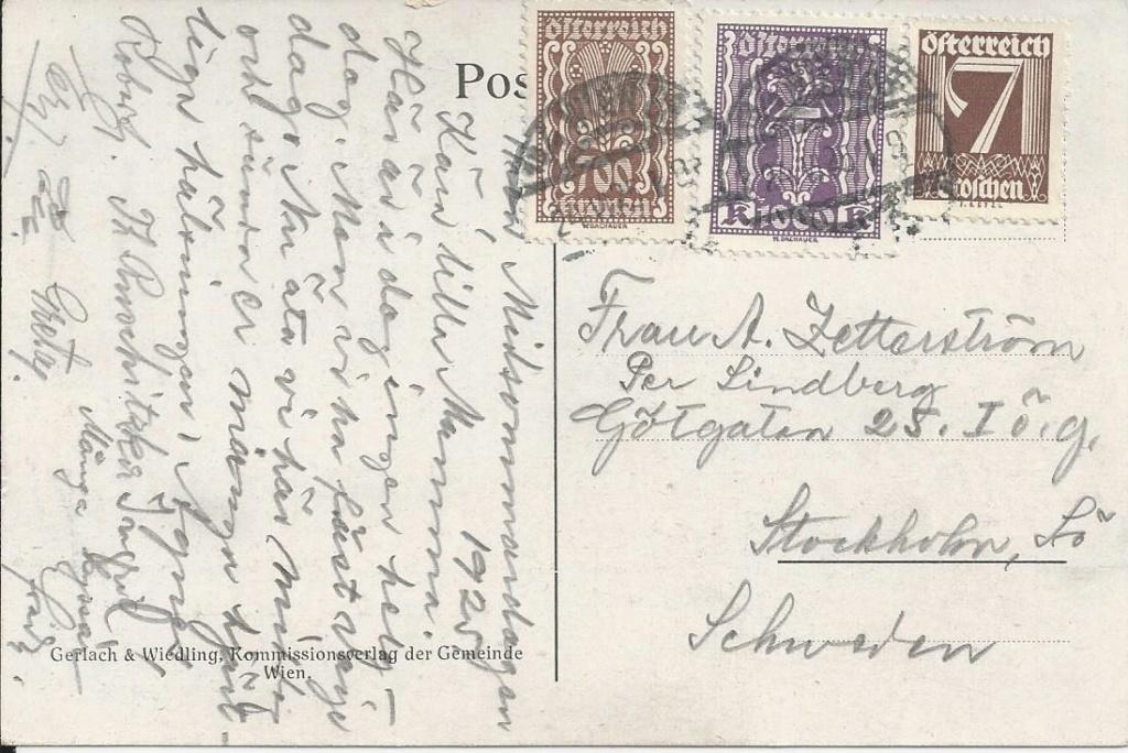 Inflation in Österreich - Belege - 1918 bis 1925 - Seite 21 Bild120