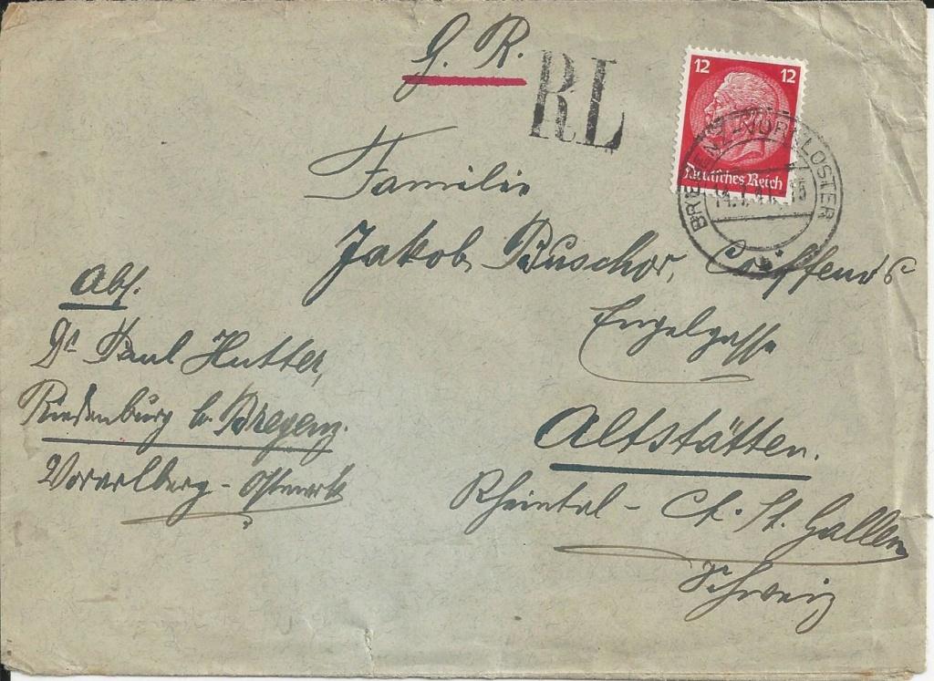 Österreich im III. Reich (Ostmark) Belege - Seite 16 Bild123