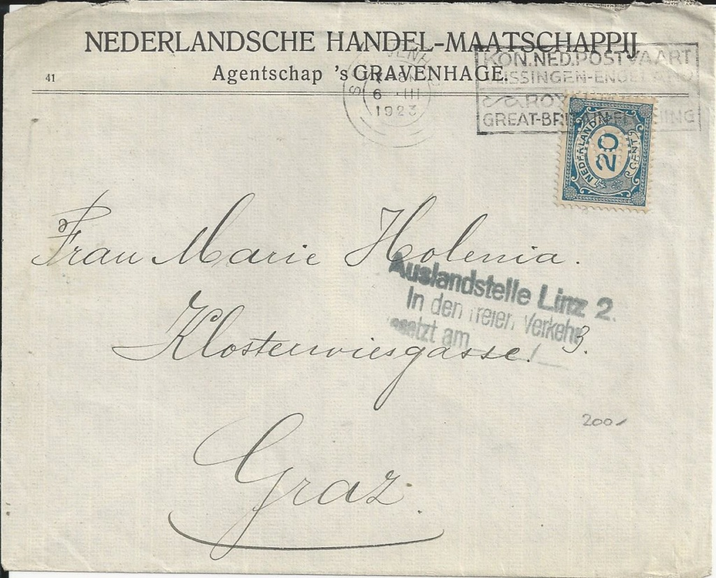 Zensurstempel in der 1. Republik Bild132