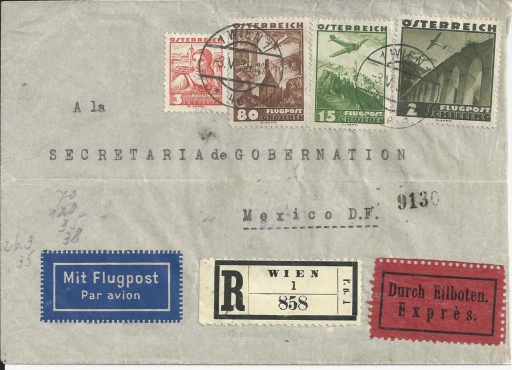 Österreich im III. Reich (Ostmark) Belege - Seite 16 Bild135