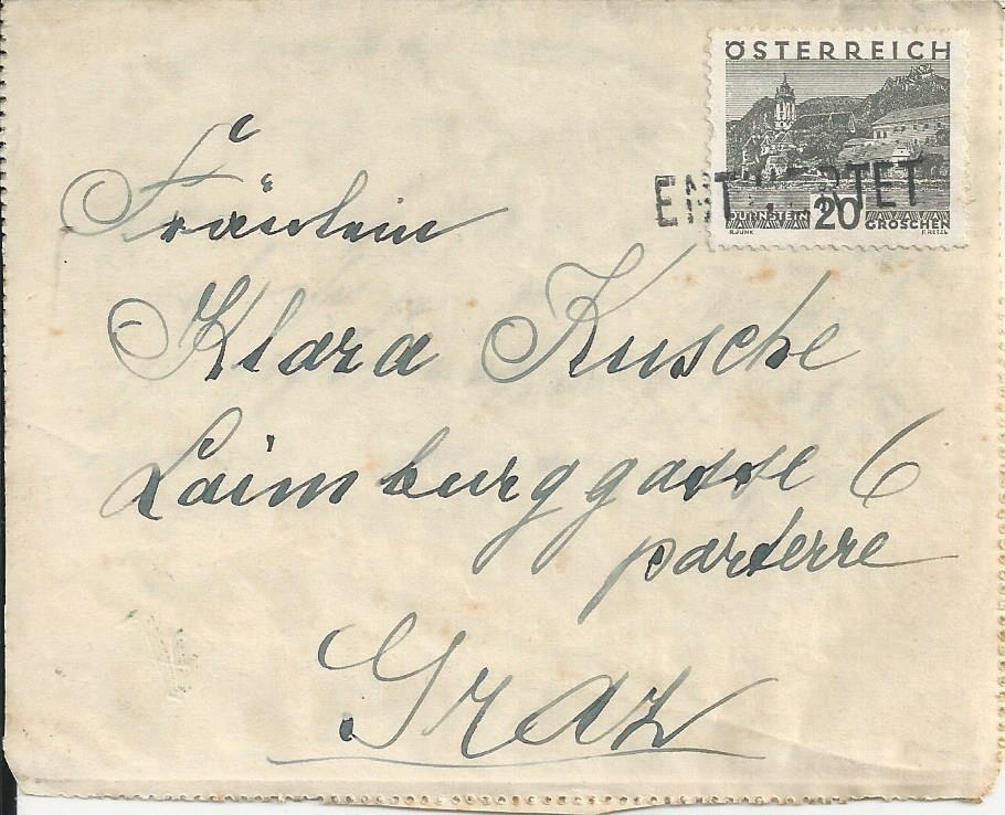 Österreich 1925 - 1938 - Seite 13 Bild136