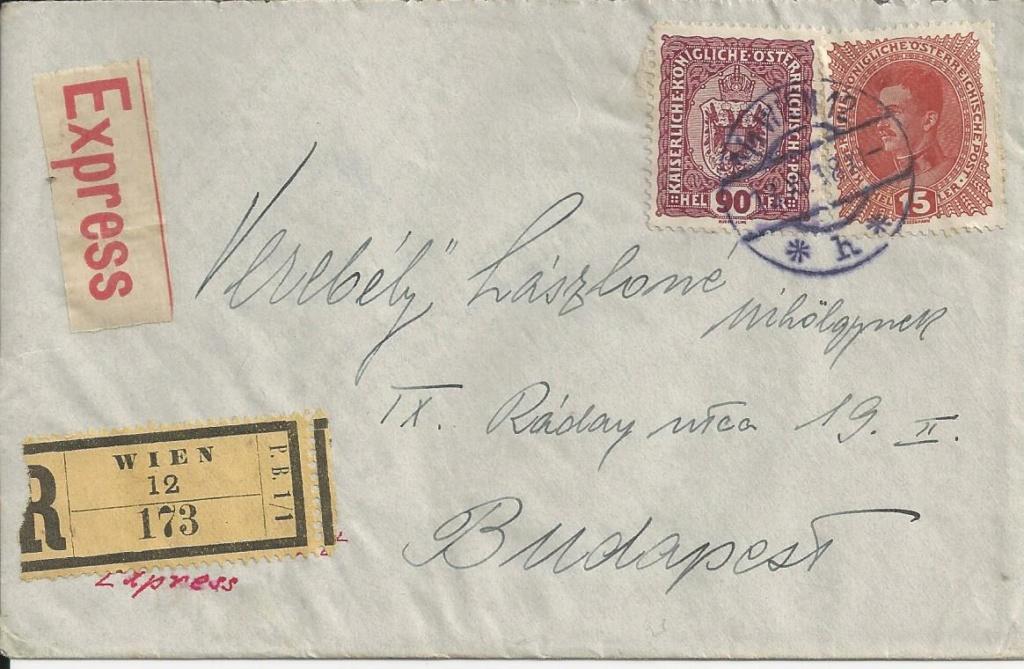 Inflation in Österreich - Belege - 1918 bis 1925 - Seite 21 Bild146
