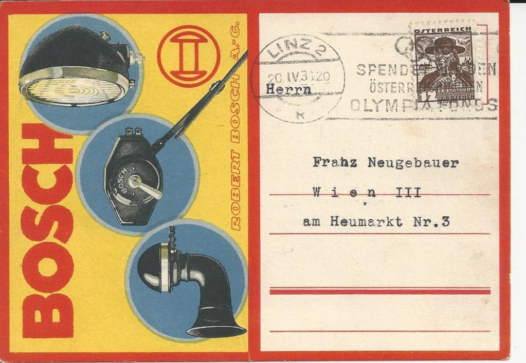 Werbeumschläge und -karten aus Österreich - Seite 7 Bild149