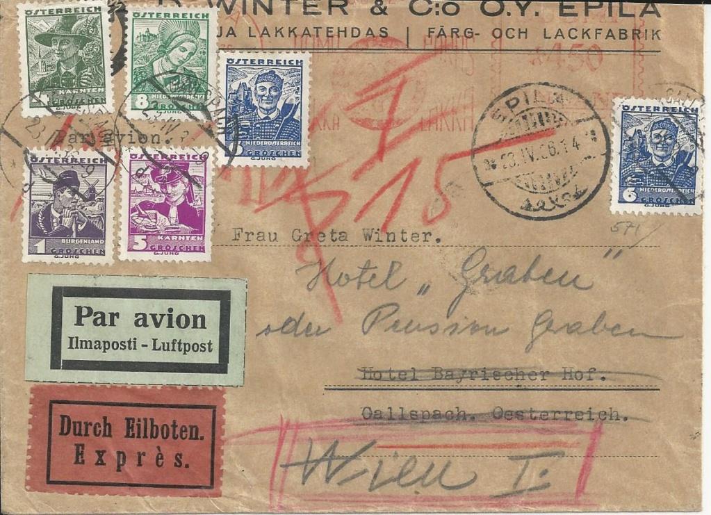 Österreich 1925 - 1938 - Seite 14 Bild151