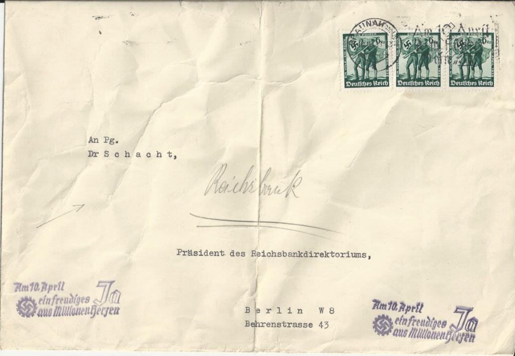 Österreich im III. Reich (Ostmark) Belege - Seite 17 Bild159