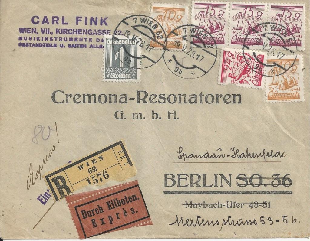Österreich 1925 - 1938 - Seite 15 Bild162