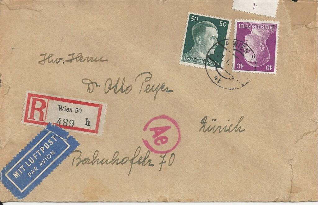 Österreich im III. Reich (Ostmark) Belege - Seite 18 Bild172