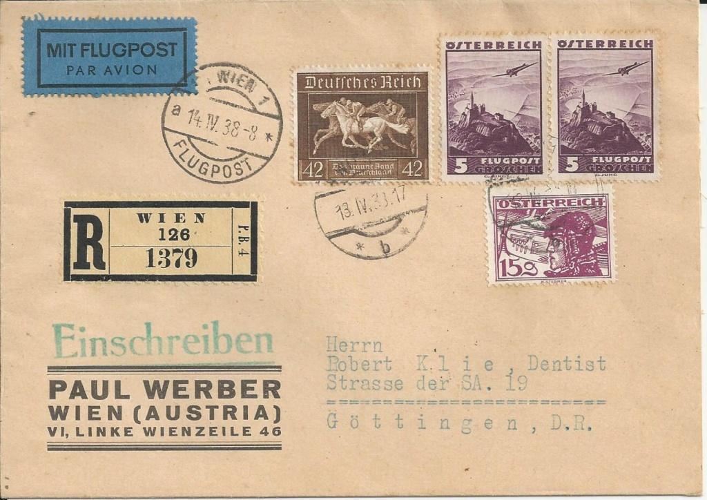 Die Verwendung ungültiger Marken in der Ostmark Bild173