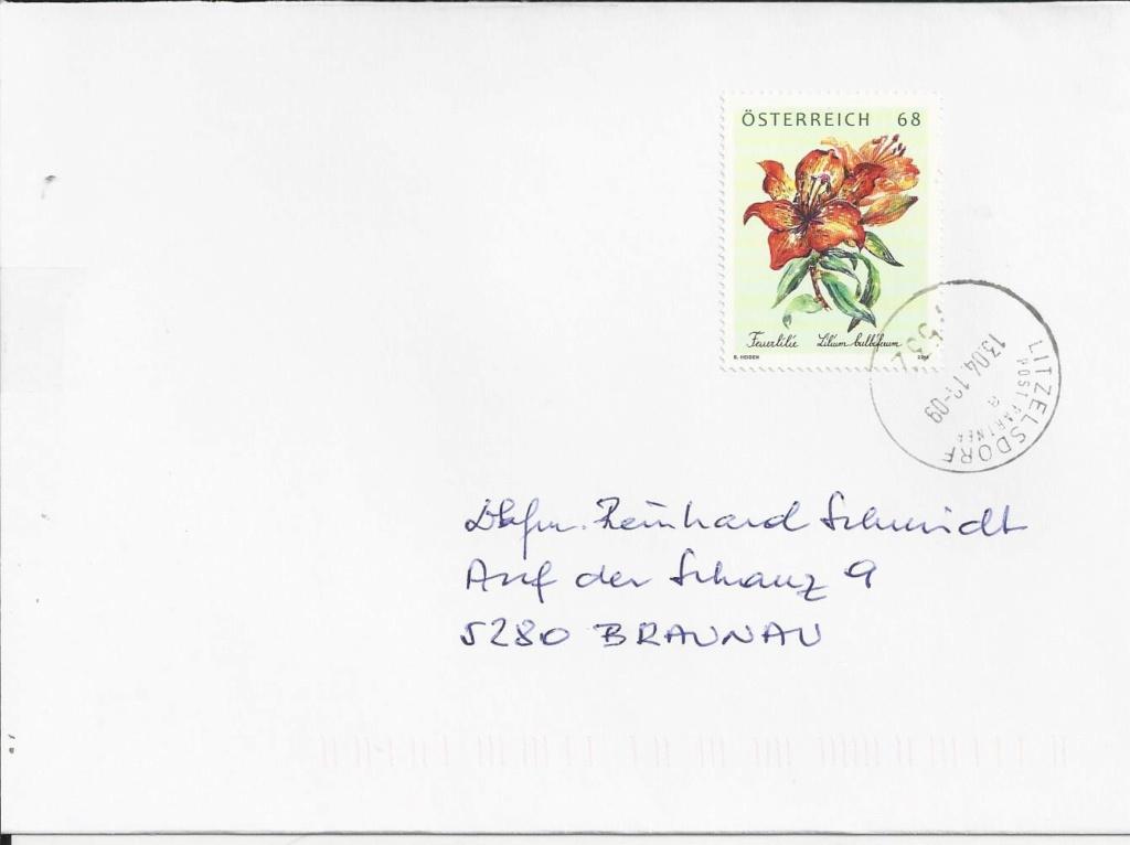 Treuebonus-Marken Geschenk der Post Bild183