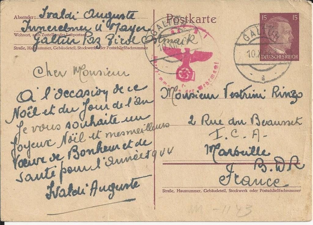 Österreich im III. Reich (Ostmark) Belege - Seite 18 Bild184