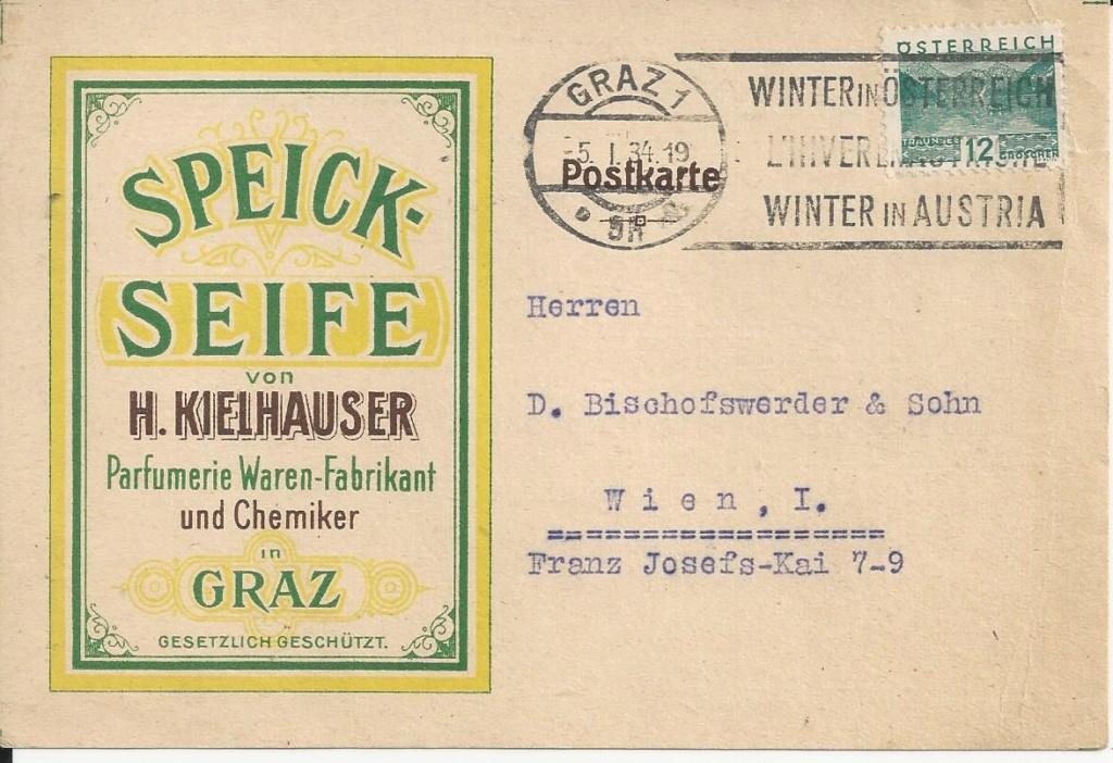 Werbeumschläge und -karten aus Österreich - Seite 7 Bild196
