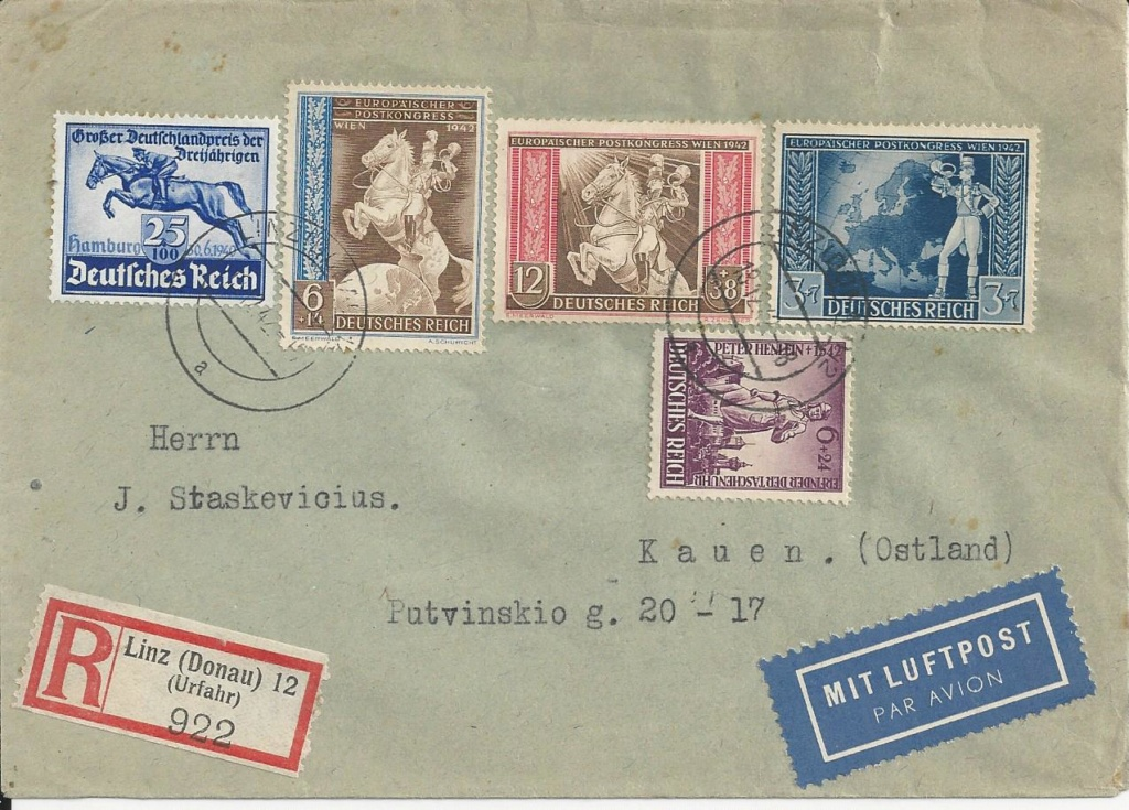 Österreich im III. Reich (Ostmark) Belege - Seite 19 Bild199