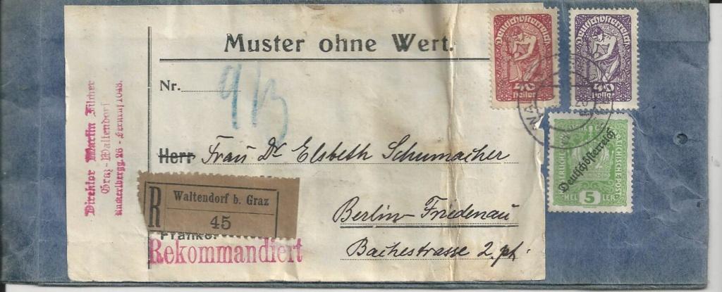 Inflation in Österreich - Belege - 1918 bis 1925 - Seite 17 Bild20