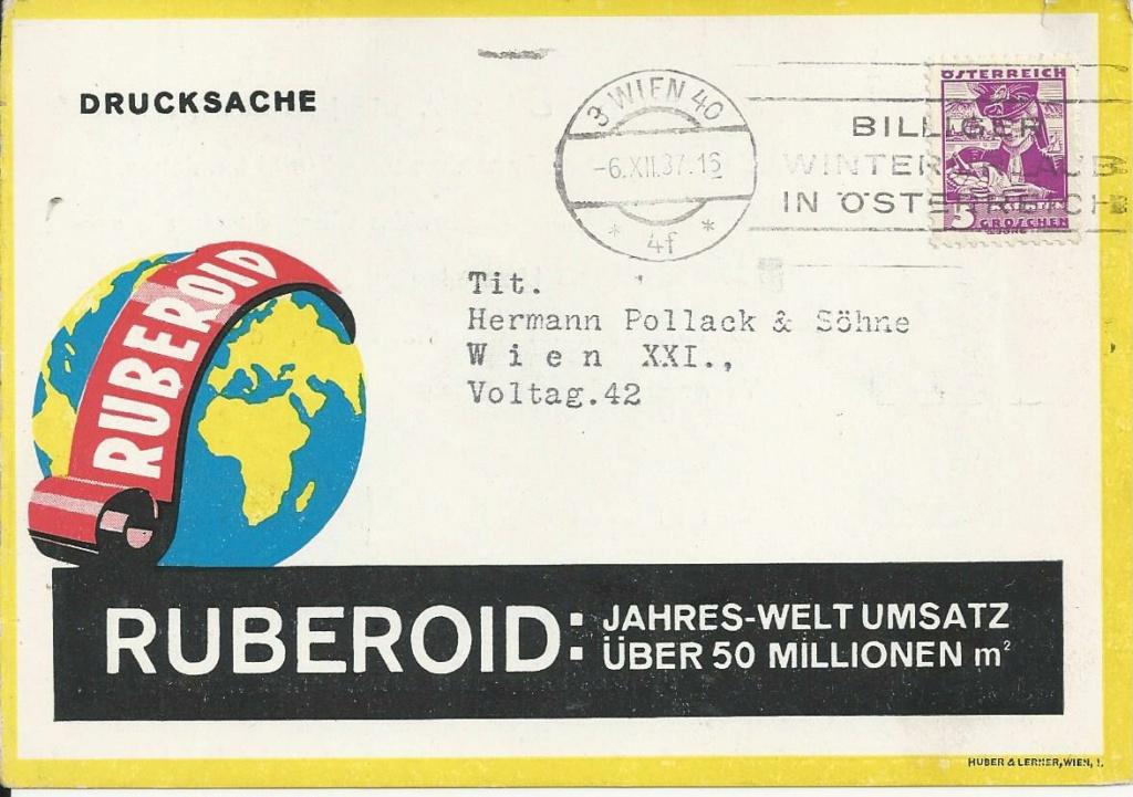 Werbeumschläge und -karten aus Österreich - Seite 8 Bild212
