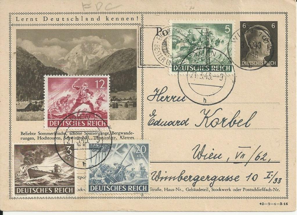 Österreich im III. Reich (Ostmark) Belege - Seite 21 Bild222
