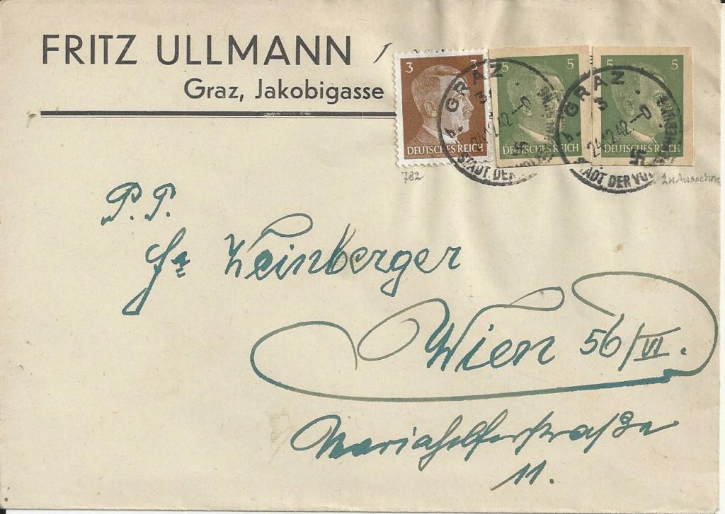 Österreich im III. Reich (Ostmark) Belege - Seite 21 Bild223