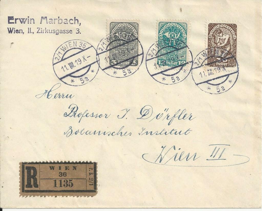 Inflation in Österreich - Belege - 1918 bis 1925 - Seite 24 Bild224