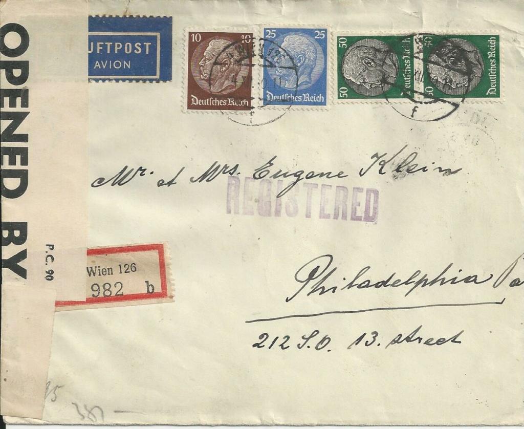 Österreich im III. Reich (Ostmark) Belege - Seite 21 Bild225
