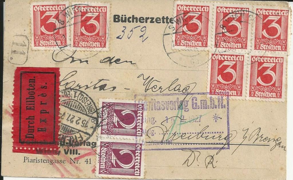 Österreich 1925 - 1938 - Seite 16 Bild229