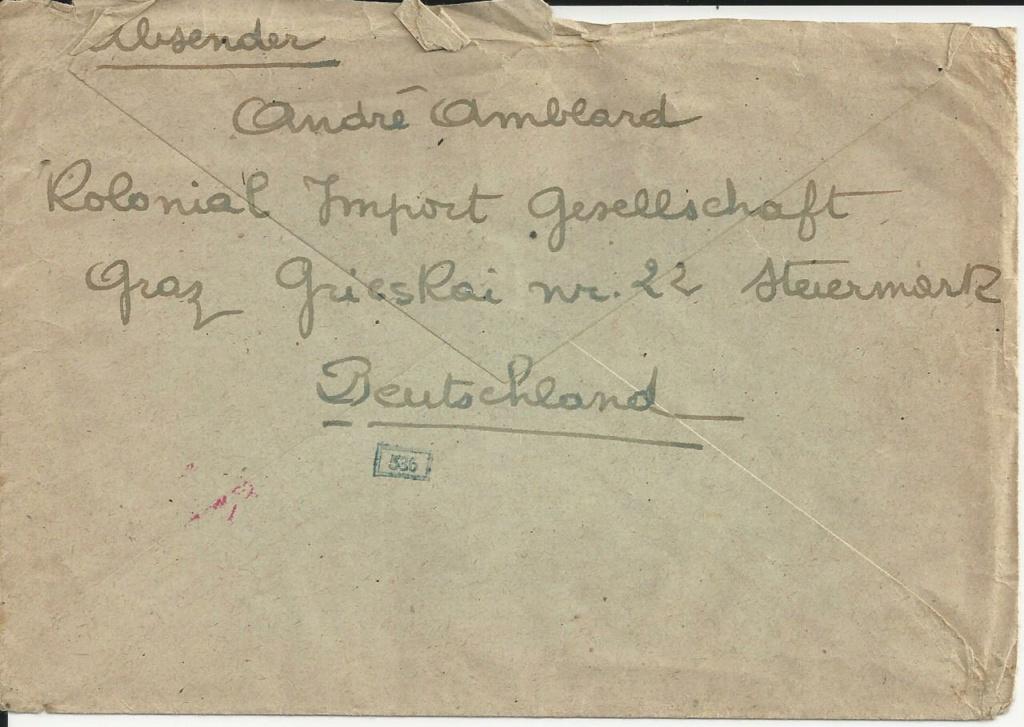 Österreich im III. Reich (Ostmark) Belege - Seite 21 Bild233