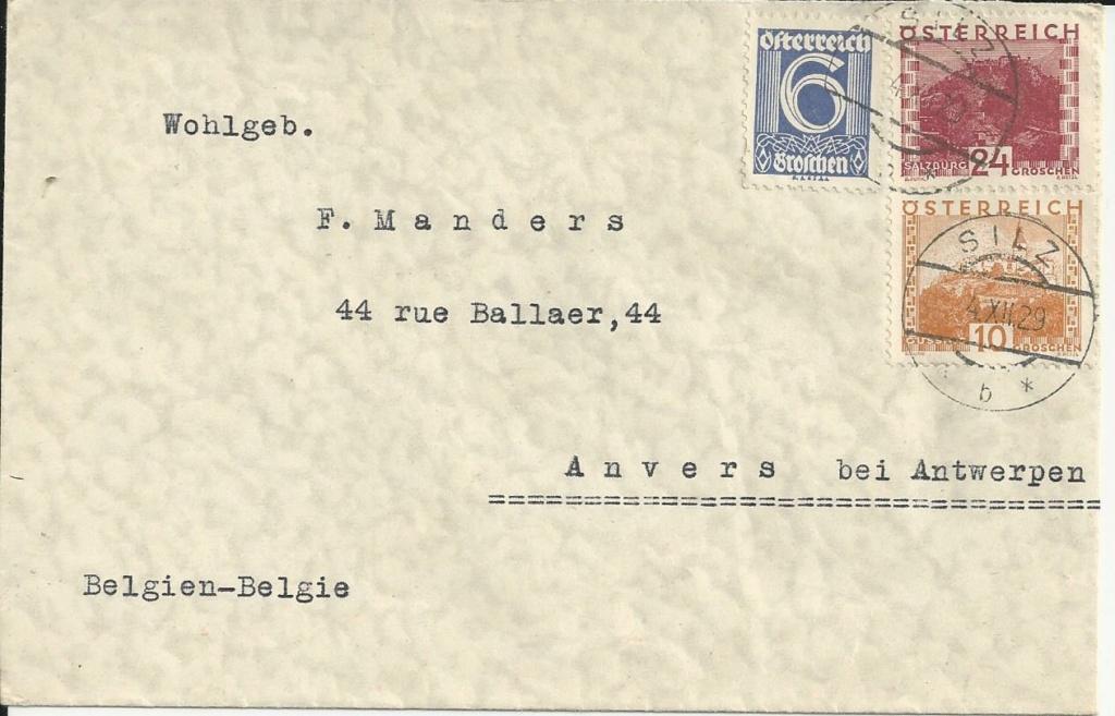Österreich 1925 - 1938 - Seite 16 Bild243