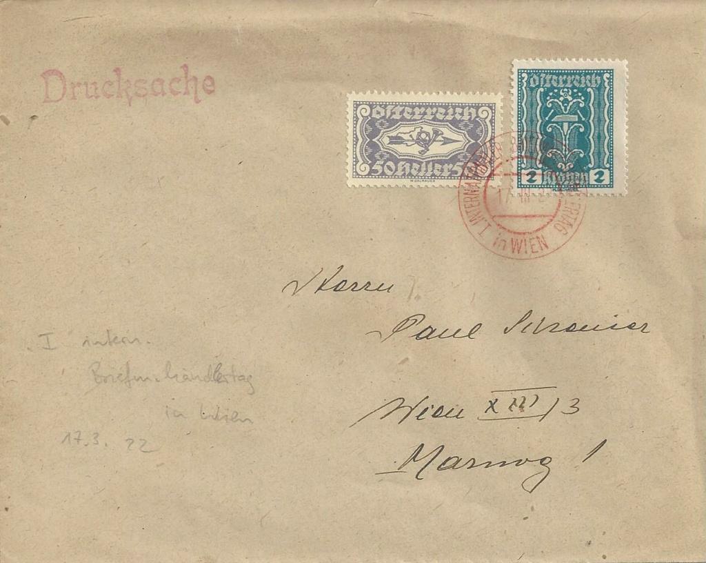 Inflation in Österreich - Belege - 1918 bis 1925 - Seite 25 Bild252