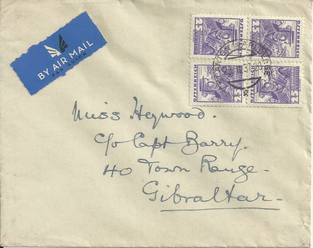 Österreich 1925 - 1938 - Seite 16 Bild255