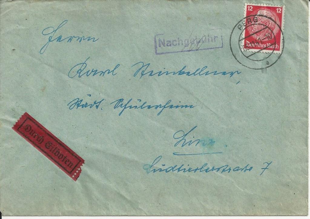 Österreich im III. Reich (Ostmark) Belege - Seite 23 Bild259