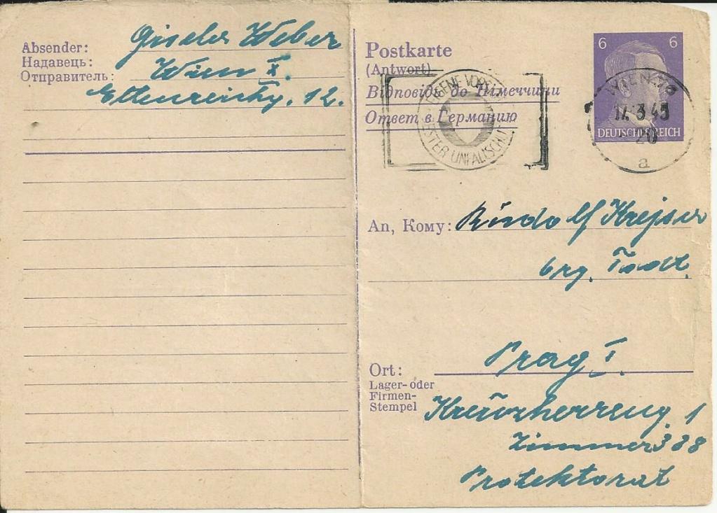 Österreich im III. Reich (Ostmark) Belege - Seite 23 Bild265