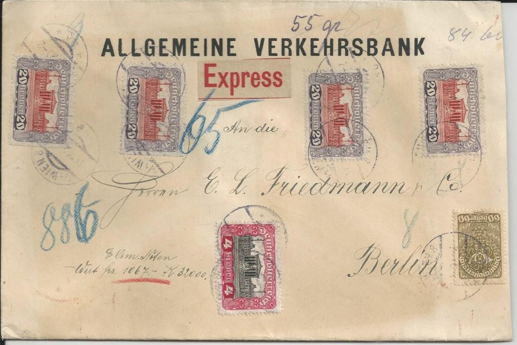 Inflation in Österreich - Belege - 1918 bis 1925 - Seite 18 Bild28