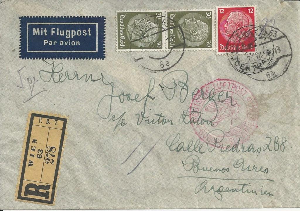 Österreich im III. Reich (Ostmark) Belege - Seite 25 Bild286
