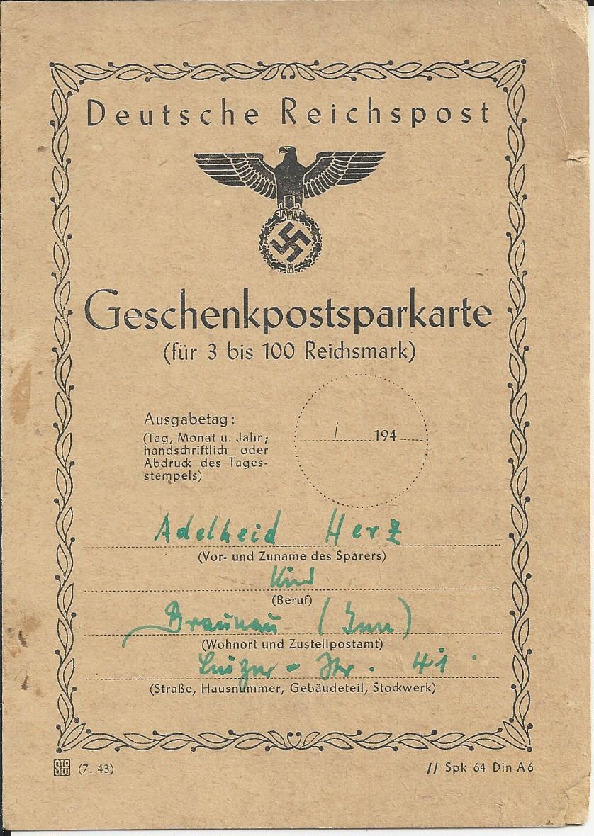 Österreich im III. Reich (Ostmark) Belege - Seite 14 Bild29