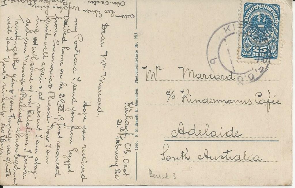 Inflation in Österreich - Belege - 1918 bis 1925 - Seite 27 Bild296